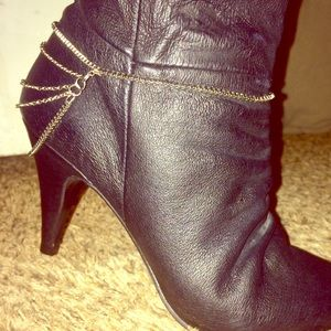 Shoes - Boot chain/ankle chain